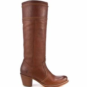 Shoes - Frye 77230 Jane Motorcycle Riding Boots